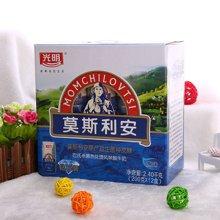 莫斯利安巴氏杀菌风味酸牛奶(200g*12)*2箱