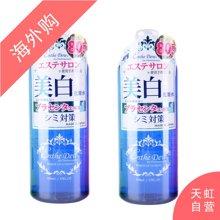 【2瓶装】日本Esthe Dew 伊诗露 胎盘素配合提亮肤色化妆水 500ml/瓶