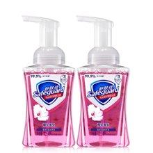【2瓶装】舒肤佳泡沫抗菌洗手液樱花香型NC3(225ML)