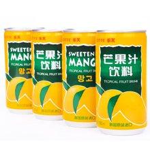 乐天芒果汁饮料180ml*15支