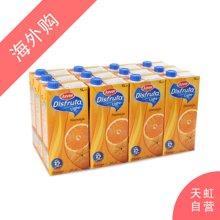 【整箱】珍味乐橙汁饮料1L*12支