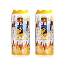 猎人小麦啤酒NEW(500ml)*2罐