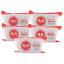 B&B洗衣香皂洋槐香(200g*5)