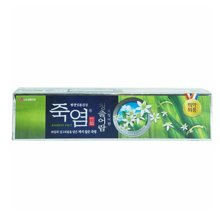 【2盒装】韩国LG生活健康 青出于蓝竹盐牙膏(140g)
