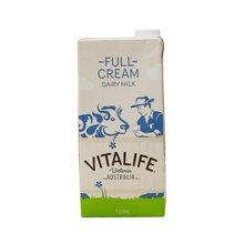 维特莱全脂牛奶(1L)*12【澳大利亚进口】