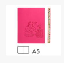 德格夫动物A5图画本