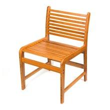 祥福  靠背软椅家居生活竹制可拆卸椅子
