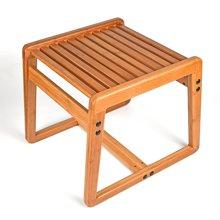 祥福 竹凳家居生活可拆卸软椅
