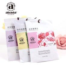 abada植物花材天然香薰香包挂件12包/盒 净化空气 舒缓身心