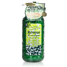 Reveur无硅油护发素 烫染修护型 500ml