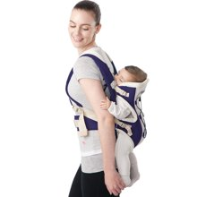 抱抱熊婴儿背带多功能透气带腰带款婴用品