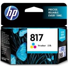HP C8817AA 817 彩色墨盒(/)