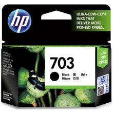 HP CD887AA 703 黑色墨盒(/)