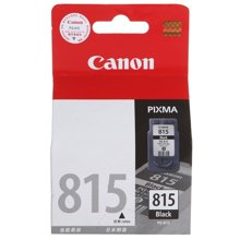CANON PG-815黑色墨盒(/)