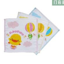 黄色小鸭 婴儿方巾 32714