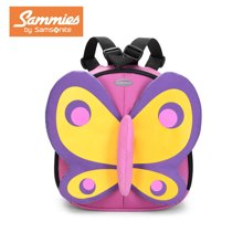 专柜同款 新秀丽 双肩包SAMMIES系列儿童卡通背包小学生书包 中 U2290015
