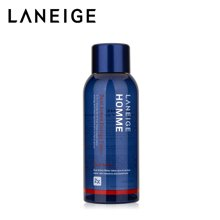 兰芝男士新品 双效焕能爽肤水 提供补水动能护理毛孔角质