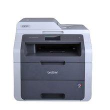 兄弟 DCP-9020CDN 彩色激光多功能一体机 A4 (打印、复印、扫描、双面、有线网络)(兄弟 DCP-9020CDN)
