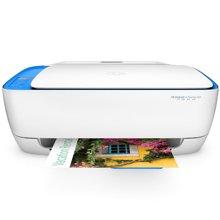 惠普 Deskjet 3638 彩色喷墨一体机(F5S46B) A4 (打印、复印、扫描、无线网络)(1)