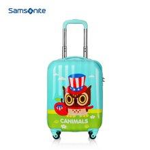 Samsonite新秀丽 明星款可爱卡通儿童拉杆箱行李箱旅行箱+背包套装