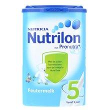 荷兰Nutrilon牛栏奶粉5段(2-7岁)(800g)