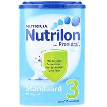荷兰Nutrilon 牛栏奶粉3段(10个月以上)(800g)