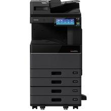 东芝e-STUDIO3505AC彩色数码复印机(主机+自动双面输稿器+双面器+双纸盒+内置式装订整理器)