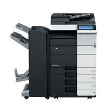 柯尼卡美能达bizhub 554e(双纸盒,双面输稿器,排纸处理器,装订器) 复印机