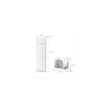 格力(GREE) T爽 立式 家用 节能 空调柜机 单冷定频3匹(KF-72LW(72332)NhAa-3)