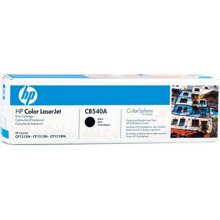 惠普 CB540A 打印机墨粉硒鼓 2,200页 黑色 (适用 Color LaserJet CP1215 1515n 1518ni打印机  Color LaserJet(1)
