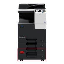 bizhubC266((主机+双面器+双面送稿器+网络彩色打印+网络彩色扫描+DK-226台+三年保修))