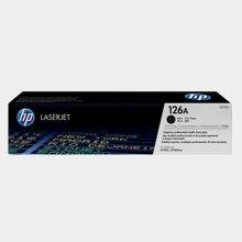 惠普 CE312A 打印机墨粉硒鼓 黑色(1)
