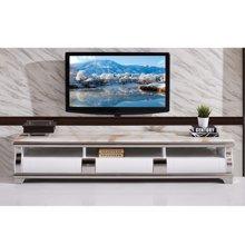 皇家爱慕现代简约客厅大理石电视柜不锈钢时尚地柜981