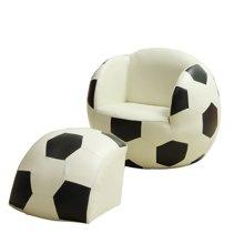雅客集儿童沙发FB-14034 小足球沙发 时尚宝宝椅子