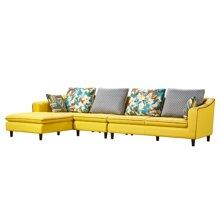 皇家爱慕真皮沙发头层牛皮简约现代转角组合客厅时尚皮艺沙发