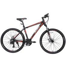 喜德盛 24速自行车 禧玛诺变速/久裕花鼓/X6铝合金17寸山地车 逐日300