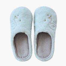 智庭 冬季棉拖鞋女可爱公主拖鞋防滑静音家居情侣地板保暖居家鞋