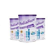 【澳洲直邮】澳洲PediaSure雅培小安素1-10岁长高牛奶粉850g*3罐装