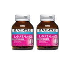 【海外直邮】澳洲Blackmores血糖平衡片90粒*2瓶装