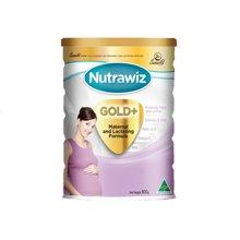 【海外直邮】澳洲Nutrawiz孕妇哺乳妇女配方奶粉 800g*1罐装