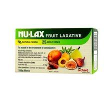 【海外直邮】(改善便秘促进肠健康)澳洲Nu-lax乐康膏水果膏250g*2盒装