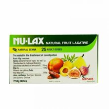 NU-LAX乐康膏清火淡斑美肌润肠250g/盒