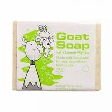 The Goat Skincare瘦羊奶皂天然温和柠檬味100g/块