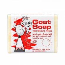 The Goat Skincare瘦羊奶皂天然温和蜂蜜味100g/块