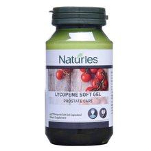 【新西兰】Naturies奈氏力斯 番茄红素软胶囊 前列腺保护 60粒