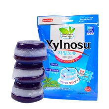 韩国进口 国际Melland三层无糖薄荷糖 68g