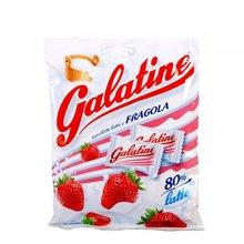 GALATINE佳乐锭牛乳片 (草莓味) 100g  意大利原装进口