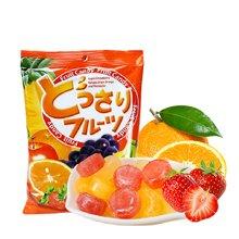 马来西亚进口 可康牌多口味果汁糖140g*3包