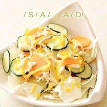 田间美物供港蔬菜 开胃轻食沙拉三日餐