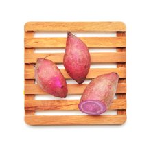 田间美物供港蔬菜(满89免运费) 紫薯  500g